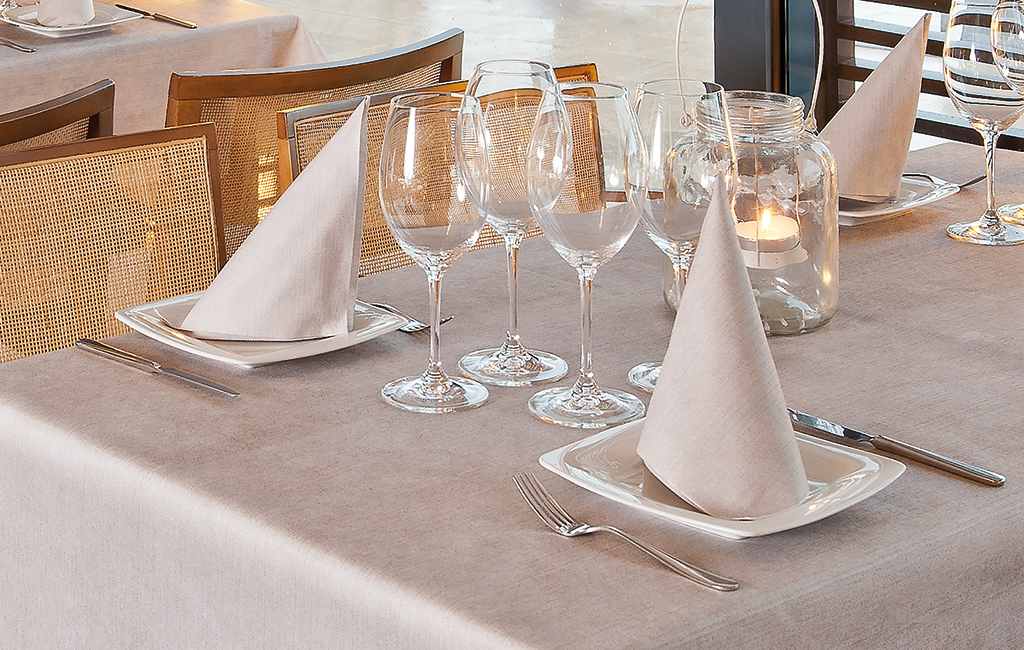 Like-Linen napkins