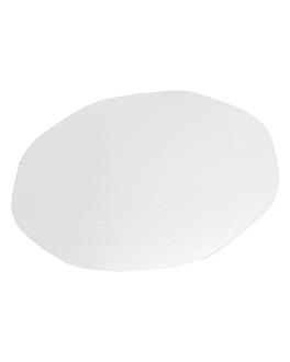 coperchio per - codice 325.24 25x19,5 cm bianco cartone (500 unitÀ)