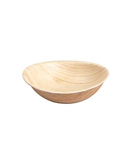 mini ciotole 'areca' Ø 9,6x2,5 cm naturale areca (200 unitÀ)