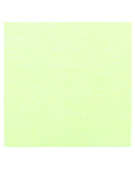 servilletas 'like linen' 70 g/m2 40x40 cm pistacho spunlace (600 unid.)
