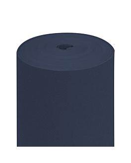 mantel en rollo 55 g/m2 1,20x25 m azul marino airlaid (1 unid.)