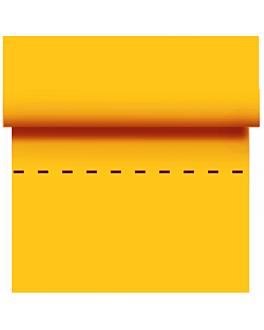 mantel - 150 segmentos 48 g/m2 70x70 cm amarillo sol celulosa (4 unid.)