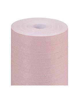 """tÚ y yo"" pre 120cm (20 ser.) 'like linen' 70 g/m2 0,40x24 m clarete spunlace (6 unid.)"
