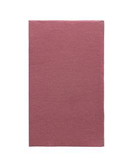 tovaglioli ecolabel p.1/6 'double point' 18 g/m2 33x40 cm prugna tissue (2000 unitÀ)