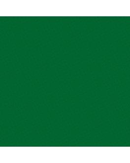 manteles en hojas 48 g/m2 70x70 cm verde jaguar celulosa (500 unid.)