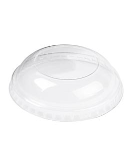 dome lids for containers 230.28/222.88/217.57 Ø 7,2 cm clear pet (2000 unit)