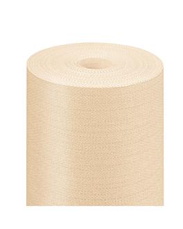 tovaglia 'like linen' 70 g/m2 1,20x25 m oro spunlace (1 unitÀ)