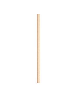 canucce dritte Ø1x20 cm naturale kraft (2400 unitÀ)