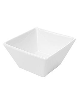 ramequins 90 ml 7,3x4,1 cm blanc porcelaine (12 unitÉ)