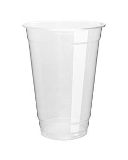 cups 480 ml Ø9,5x13 cm clear pp (1000 unit)