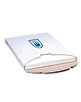 oven paper double face 39 gsm 40x60 cm white siliconized paper (500 unit)