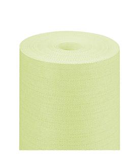 toalha de mesa 'like linen' 70 g/m2 1,20x25 m pistÁchio spunlace (1 unidade)