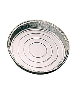 recipienti torte 1200 ml Ø 27,8x25x2,4 cm alluminio (100 unitÀ)