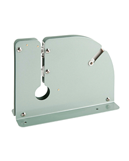 poly bag sealer 21x7x15,5 cm grey brass (1 unit)