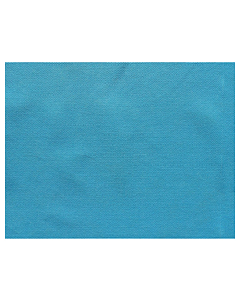 table mats 'spunbond' 60 gsm 30x40 cm turquoise pp (800 unit)