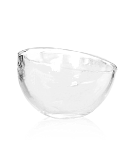 mini esfÉrico truncado 1,5 oz Ø7,8x5,7 cm transparente cristal (72 unid.)