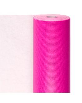 papier cadeaux couleur unie 60 g/m2 0,7x100 m fuchsia cellulose (1 unitÉ)