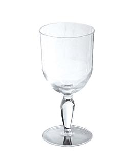 copas agua 340 ml Ø 7,9x18,3 cm transparente policarbonato (72 unid.)