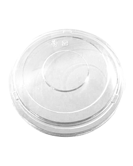 coperchio per insalatiera 211.76 'bionic' Ø 17,5x1,7 cm trasparente ops (500 unitÀ)