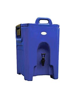 distributeur boissons isothermique 40 l 50x41,5x62,5 cm bleu plastique (1 unitÉ)
