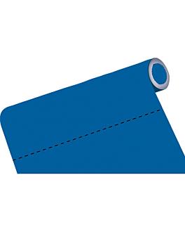 mantel precortado - 60 segmentos 60 g/m2 80x120 cm azul airlaid (4 unid.)