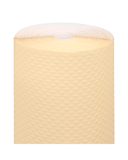 banquet roll 48 gsm 1,20x100 m ivory cellulose (4 unit)