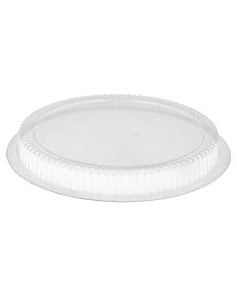 tapas para cÓdigo 211.20 2,5 (h)cm transparente pet (100 unid.)