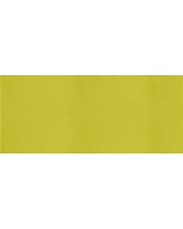 """tÊte À tÊte"" 1/2 folded 55 gsm 40x120 cm kiwi airlaid (400 unit)"