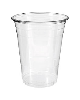 gobelets 500 ml Ø9,8x12,1 cm transparent pet (1000 unitÉ)