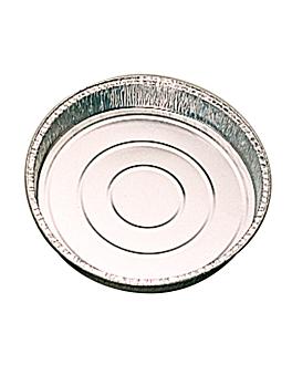 recipienti torte 900 ml Ø 24,7x23x2,2 cm alluminio (100 unitÀ)