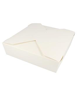scatole americane per micro. 2910 ml 305 + 18pe g/m2 21,7x21,7x6,4 cm bianco cartone (35 unitÀ)