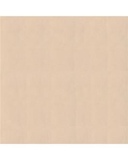 toalhas de mes dobradas m 'like linen' 70 g/m2 100x100 cm creme spunlace (200 unidade)