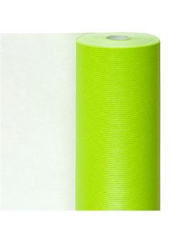 papier cadeaux couleur unie 60 g/m2 0,7x100 m vert anis cellulose (1 unitÉ)