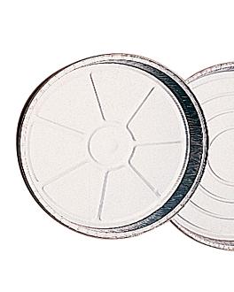 assiettes pour pizza 740 ml Ø 27x1,5 cm aluminium (720 unitÉ)