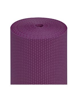 """""""tÊte À tÊte"""" pre. 120 cm (30 ser.) 'spunbond plus+' 80 gsm 0,40x36 m violet pp (6 unit)"""