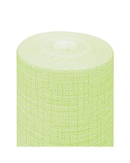 """tÊte À tÊte"" pre. 120cm (20 ser.) 'dry cotton' 55 gsm 0,40x24 m kiwi airlaid (6 unit)"
