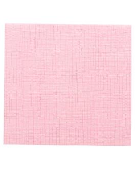 serviettes 'dry cotton' 55 g/m2 40x40 cm fuchsia dry tissue (700 unitÉ)