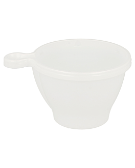 tazze caffe 175 ml Ø10,4/8,1x6 cm bianco ps (700 unitÀ)