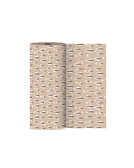 "mantel ""feel green"" 'forest' 48 g/m2 1,2 x 50 m natural papel reciclado (1 unid.)"