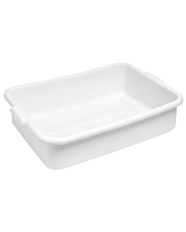 caja multiusos 54x39x18,5 cm blanco plÁstico (1 unid.)