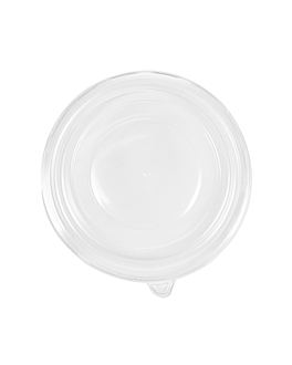 lids for item 240.04/10/13 Ø14,5 cm clear pp (500 unit)
