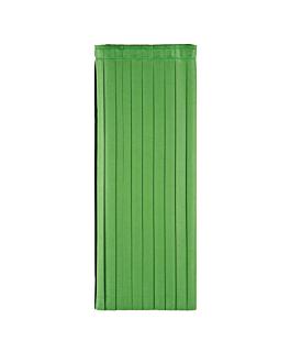 jupes 72x400 cm vert non woven (5 unitÉ)