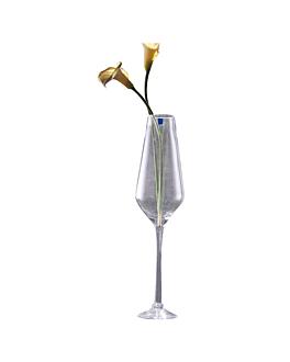decoration geante - coupe de vin Ø 20,2x80 cm transparent verre (1 unitÉ)