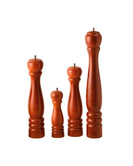 molinillo pimienta 16,5 cm madera madera (1 unid.)