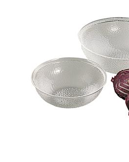 bowl Ø 38 cm clear polycarbonate (1 unit)