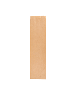 grillbags to heat sandwiches 'grill&go' 40 gsm 9+5,5x35 cm natural kraft (500 unit)