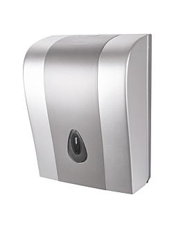 distributeur pour essuie-mains 26x18,8x38 cm metal abs (1 unitÉ)