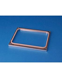 base de hierro termoselladora  hierro (1 unid.)