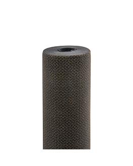 """""""tÚ y yo"""" pre.120 'elegance' 55 g/m2 0,40x12 m negro airlaid (6 unid.)"""