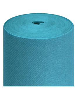 banquet roll 55 gsm 1,20x50 m turquoise airlaid (1 unit)
